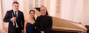 El concierto de apertura  cuenta con Laura Chuc (soprano)_  Sebastián Gil (trompeta) y Sergio Alonso (órgano)