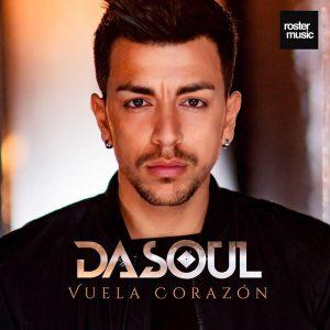 Imagen promocional del cantante Dasoul