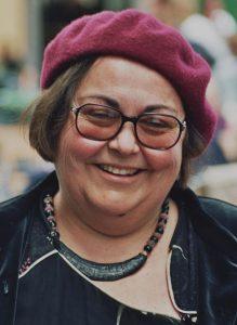 La escritora Pepa Aurora
