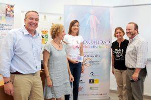 Presentación del Curso de Transexualidad, en el Ayuntamiento de  San Bartolomé