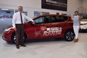 SPAR Summer Run 2016 y Nissan