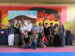 recepcion-profesores-isla-reunion-ceip-tagoros-erasmus-1