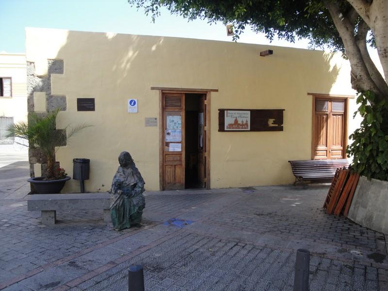 La oficina de turismo de ag imes bate record en numero de for Oficina turismo canarias