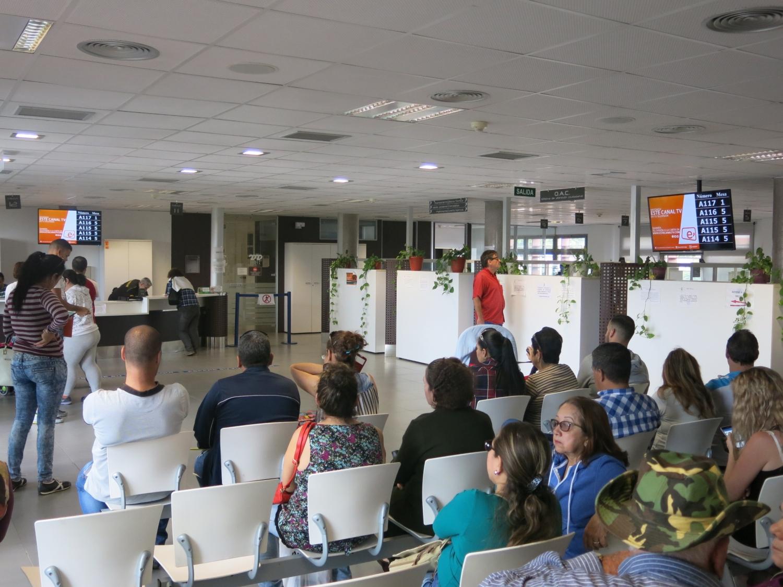 El ayuntamiento ofrece wifi gratuito en espacios de atenci n al p blico de las oficinas - Oficinas de atencion a la ciudadania linea madrid ...