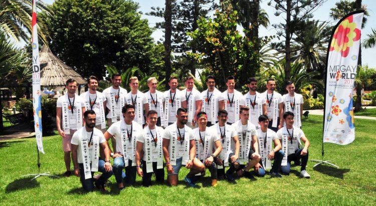 MISTER WORLD GAY PRIDE 8 MAYO RUEDA DE PRENSA HOTEL