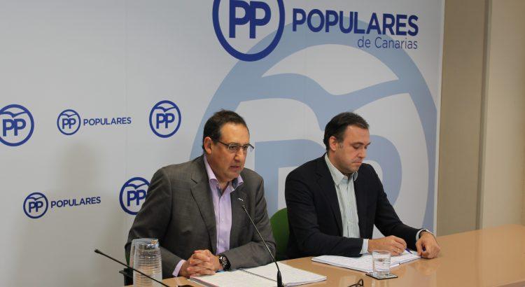Resultado de imagen de El Grupo Popular en el Cabildo de Gran Canaria
